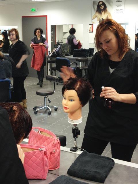 Adulte contrat professionnalisation coiffure