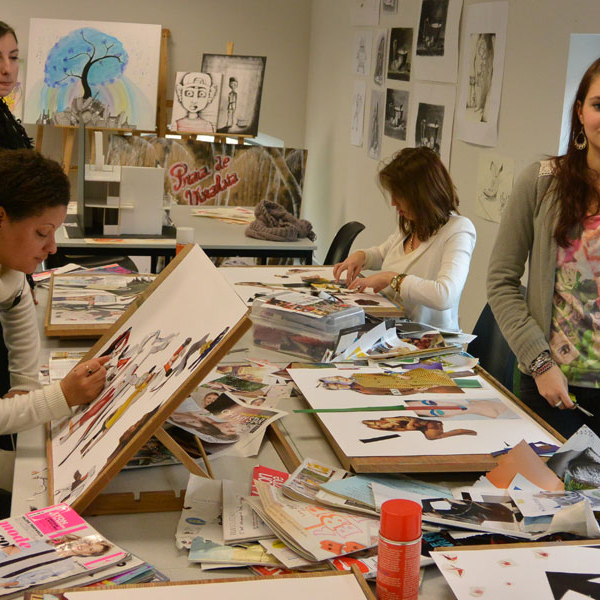 Formation Arts Appliqués Valence Drôme