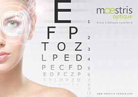 Plaquette Maestris Optique Valence