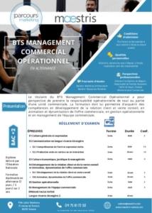 Programme et règlement d'examen