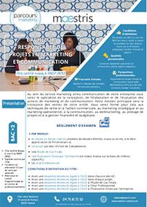 Programme Maestris Marketing Valence