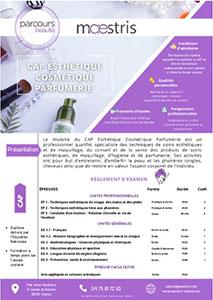 Programme Parcours Beauté Valence