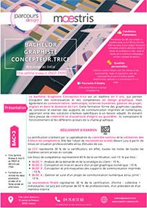 Programme Maestris Design Valence