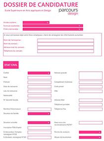 Dossier de candidature Maestris Graphiste Concepteur Valence